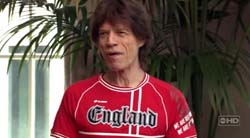 Mick Jagger in The Knights of Prosperity