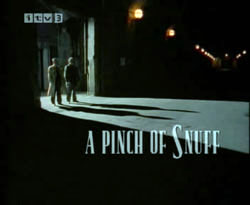 A Pinch of Snuff (Dalziel and Pascoe) - 1994