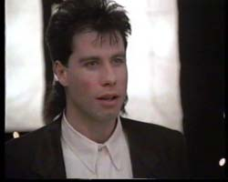 John Travolta in The Experts