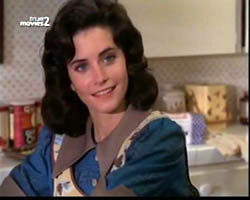 Courteney Cox in I'll Be Home For Christmas - 1988