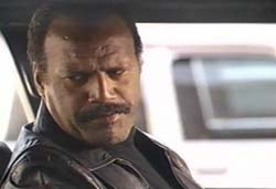 Fred Williamson in Three Days to a Kill - 1991