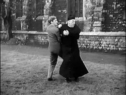 Alec Guinness in Father Brown - 1954