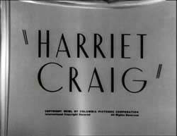 Harriet Craig - 1950
