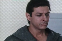 Jeff Goldblum in Mister Frost - 1990
