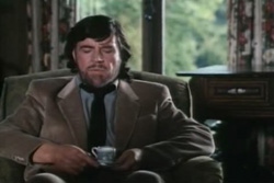 Alan Bates in Mister Frost - 1990