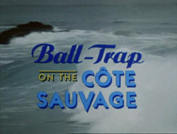 Ball-Trap On The Cote Sauvage (1989)