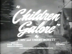 Children Galore (1955)