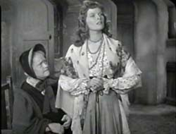 Katharine Hepburn in The Little Minister