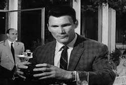 Jack Palance in The Man Inside - 1958