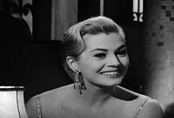 Anita Ekberg in The Man Inside - 1958