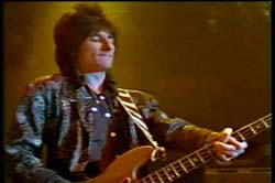 Ron Wood in Hearts Of Fire