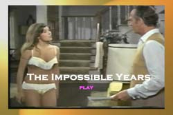 The Impossible Years (1968)