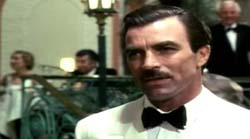 Tom Selleck in Lassiter (1984)
