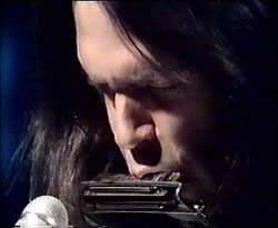Neil Young BBC 1971
