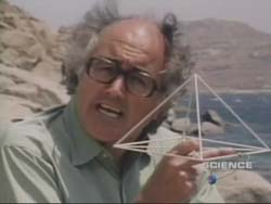 James Burke in The Day the Universe Changed