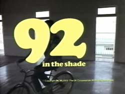 92 In The Shade - 1975