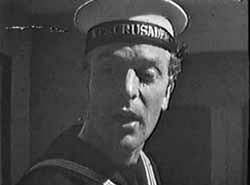Michael Caine in The Ship That Couldn't Stop (1961)