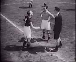 Cup-Tie Honeymoon - 1948
