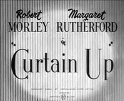 Curtain Up - 1952