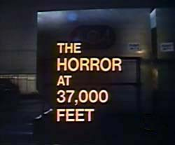 The Horror At 37,000 Feet - 1973