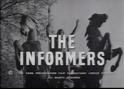 The Informers - 1963