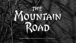 The Mountain Road - 1960