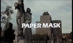 Paper Mask - 1990