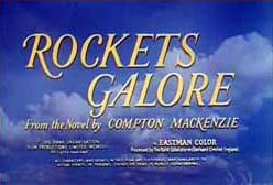 Rockets Galore! - 1957