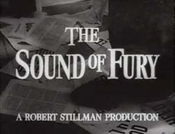 The Sound Of Fury - 1950