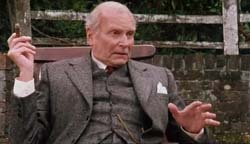 Laurence Olivier in A Voyage Round My Father - 1982