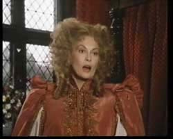 Faye Dunaway in The Wicked Lady