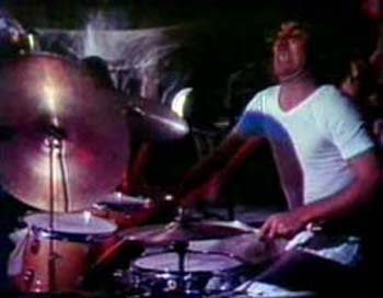 Keith Moon in Son Of Dracula