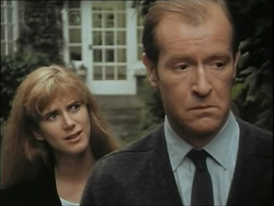 Imogen Stubbs and Alan Howard in Anna Lee