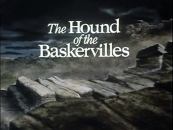 The Hound Of The Baskervilles - 1982