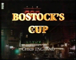 Bostock's Cup - 1999