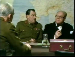 Churchill And The Generals - 1979