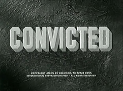 Convicted - 1950