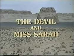 The Devil And Miss Sarah - 1971
