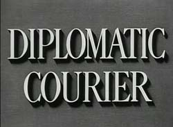 Diplomatic Courier - 1952