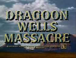 Dragoon Wells Massacre - 1957