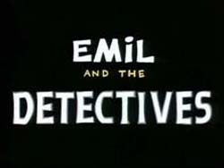Emil And The Detectives - 1964