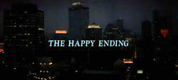 The Happy Ending - 1969