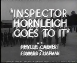 Inspector Hornleigh Goes To It (1941)