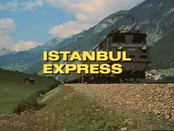 Istanbul Express - 1968