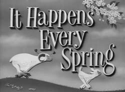 It Happens Every Spring - 1949