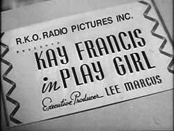 Kay Francis double feature at stojo.com