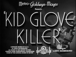 Kid Glove Killer - 1942