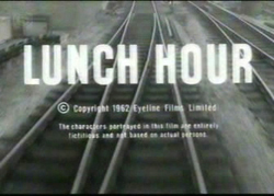 Lunch Hour - 1961
