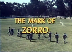 The Mark Of Zorro - 1974