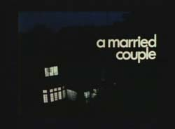 A Married Couple - 1969